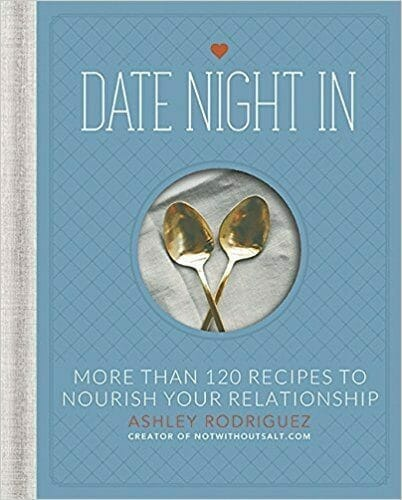 romantic gifts for him cookbook