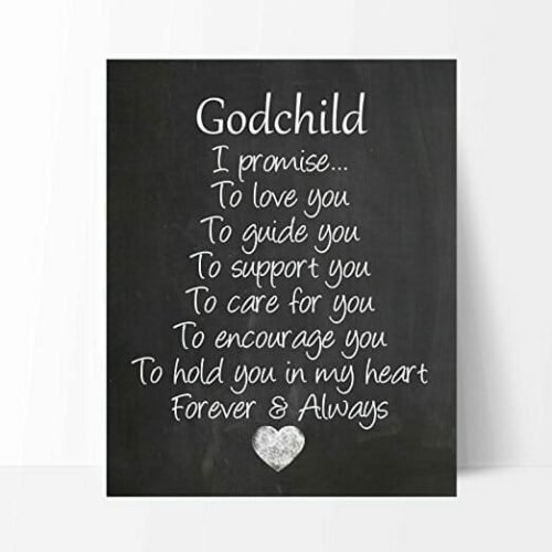 baptism gifts wall art
