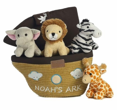 baptism gifts noahs ark toy