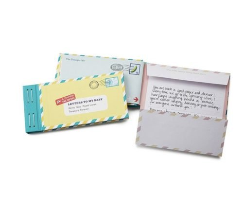 gifts for new moms letters