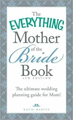mother of the bride gifts book