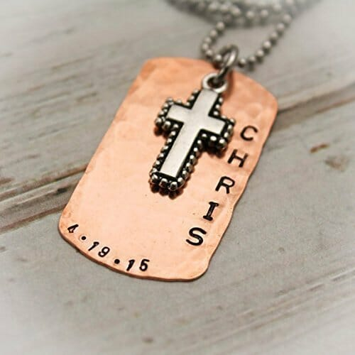 first communion gifts boys necklace