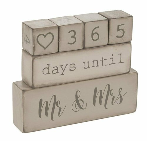 engagement gifts countdown