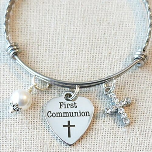 first communion gifts girls bracelet