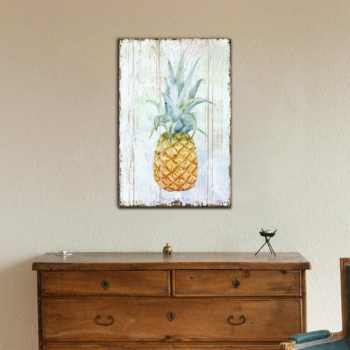 pineapple decor gifts wall art