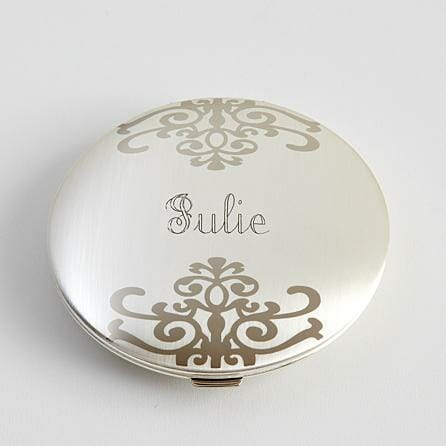 first communion gifts girls mirror