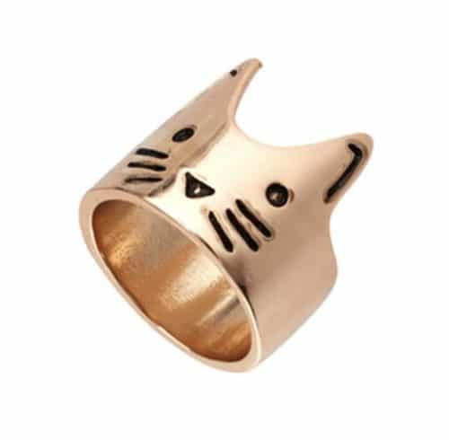 cat jewelry crown rind