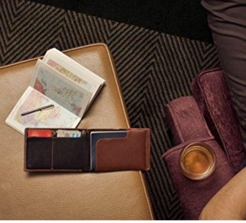 graduation gifts for him passport wallet