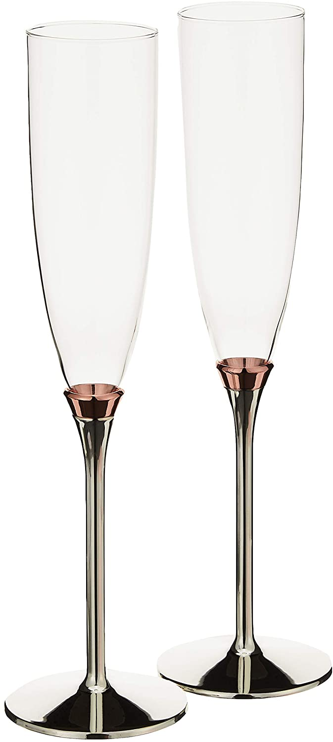 engagement-gifts-champagne-flutes