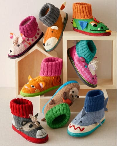 gifts for girls toddlers slippers