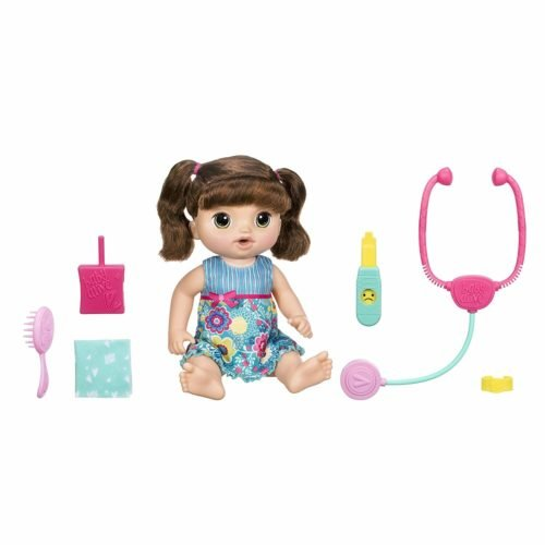 gifts fro girls baby alive