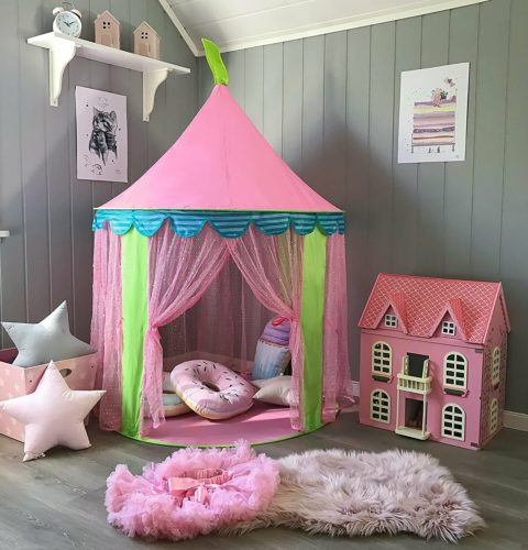 gifts for girls play tent
