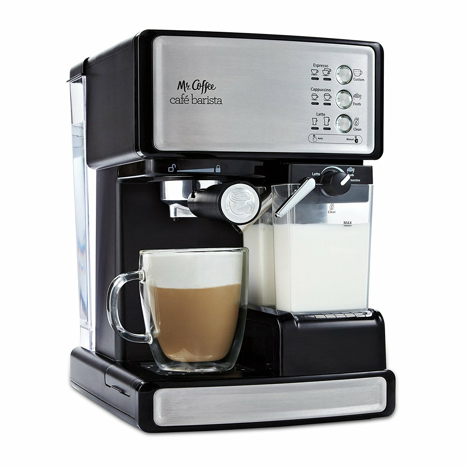 gifts-for-coffee-lovers-espresso-machine