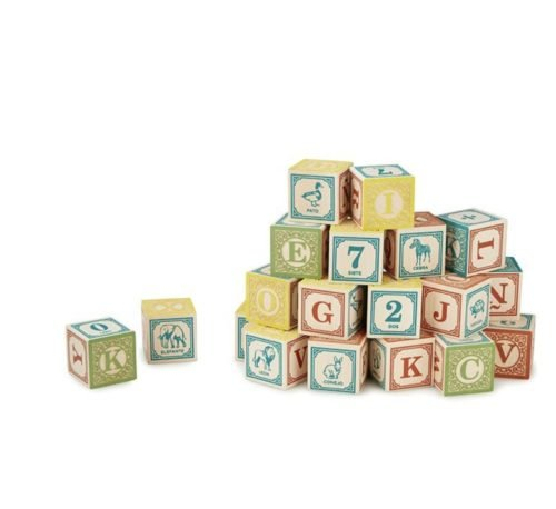 gifts for girls toddlers language blocks
