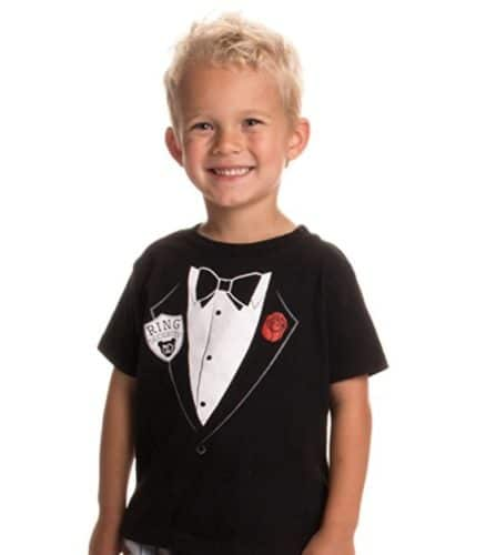 Ring Bearer Gifts Shirt