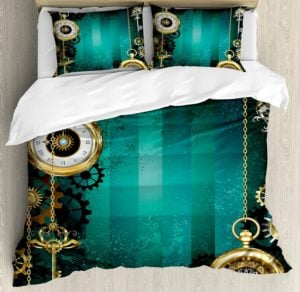 Steampunk-Gifts-Bed-Set