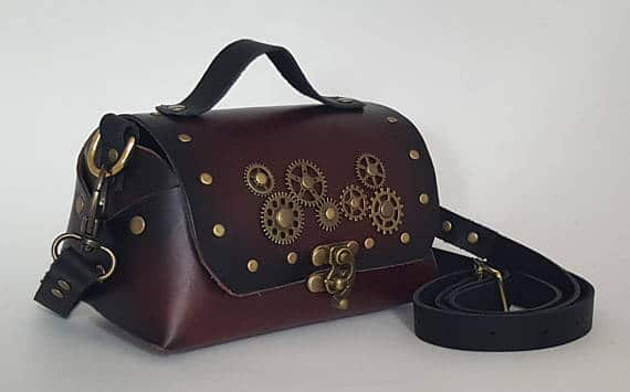 Steampunk-Gifts-Leather-Purse