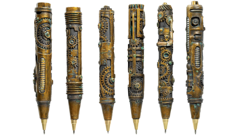 steampunk-gifts-pens