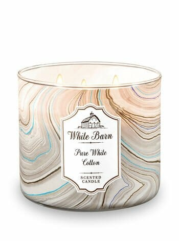 cotton-second-anniversary-gifts-candle