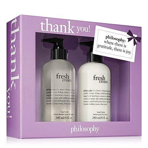 thank you gift ideas gift set