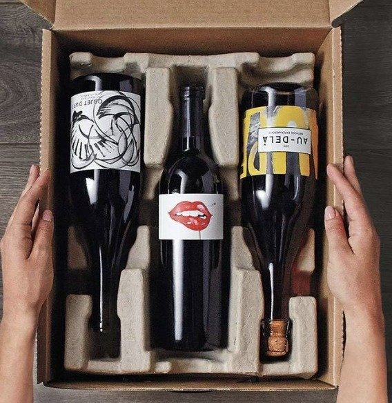 Gifts For Parents Wine Club