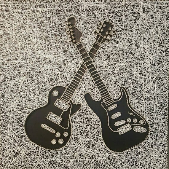 gifts-for-music-lovers-guitar-string-art