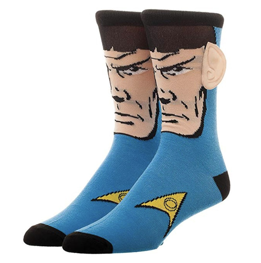 amazon-gifts-under-10-spock-socks