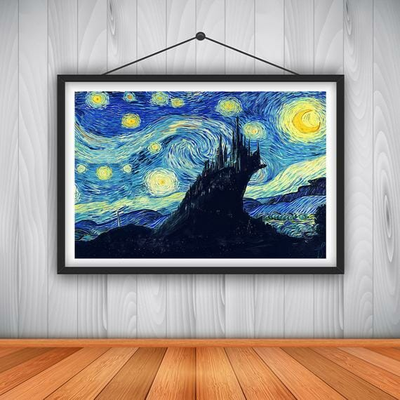 harry-potter-gifts-wall-art