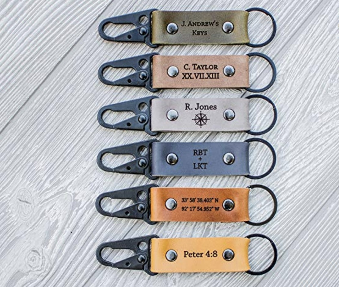 personalized-gifts-for-men-keychain