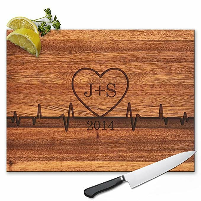 romantic-gifts-for-girlfriend-cutting-board