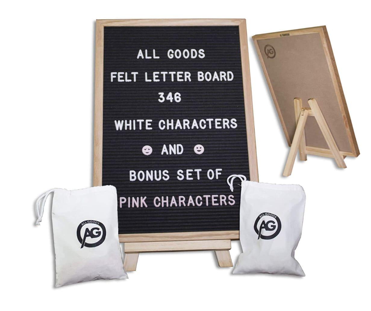 teacher-gifts-paper-felt-letter-board