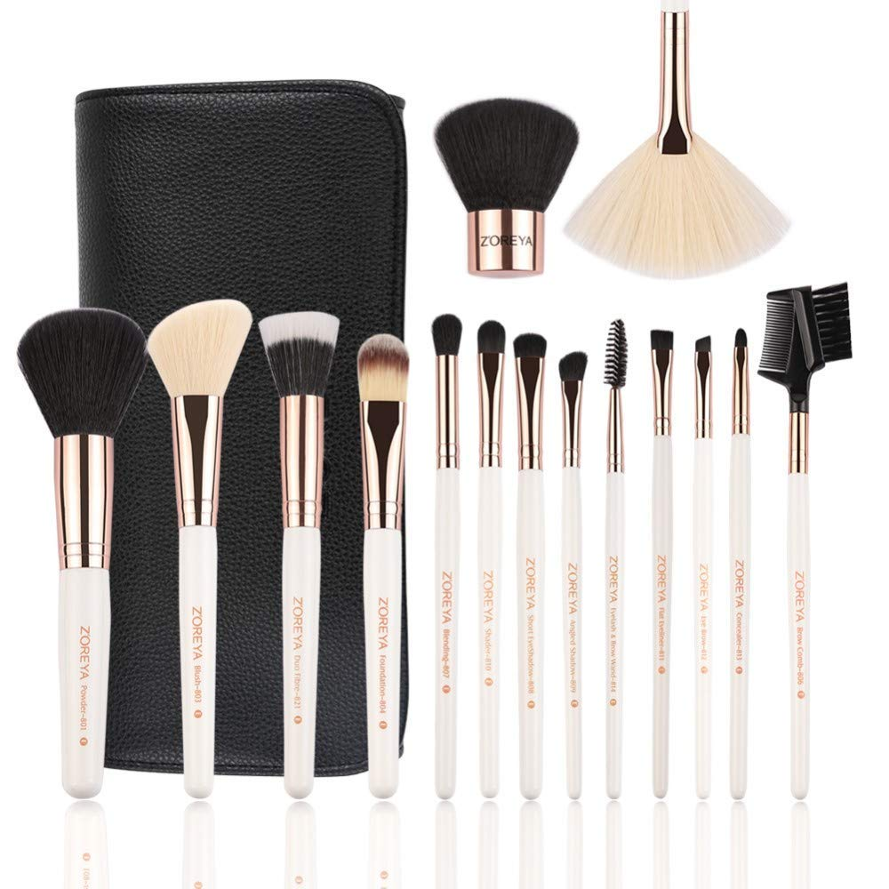 rose-gold-gifts-makeup-brushes