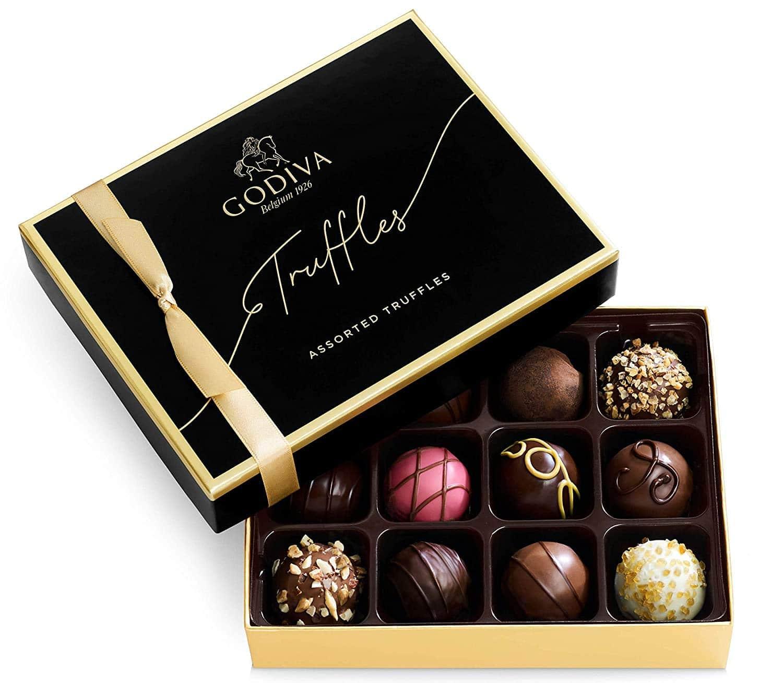 retirement-gifts-for-women-truffles