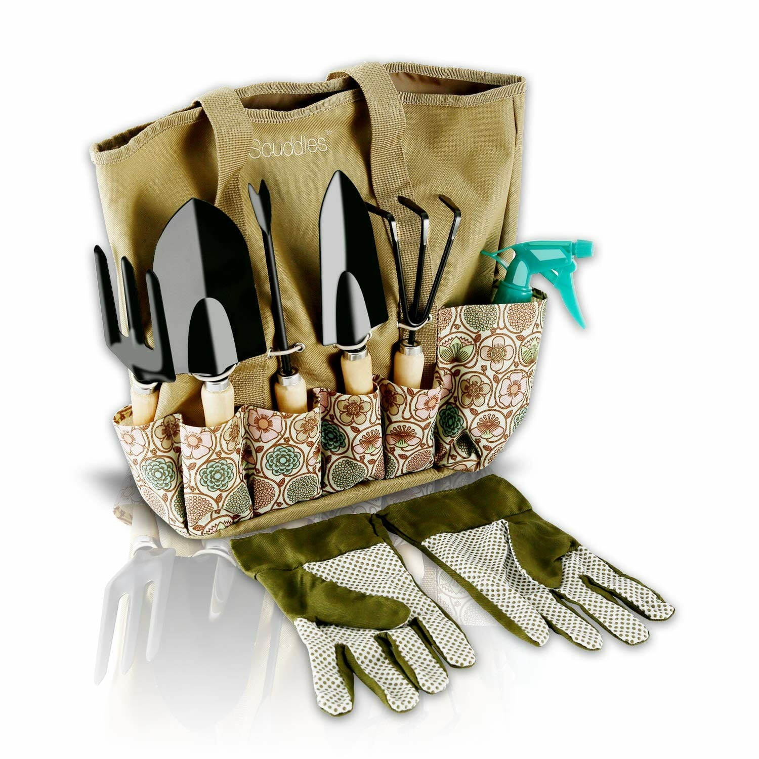 retirement-gifts-for-women-gardening-set