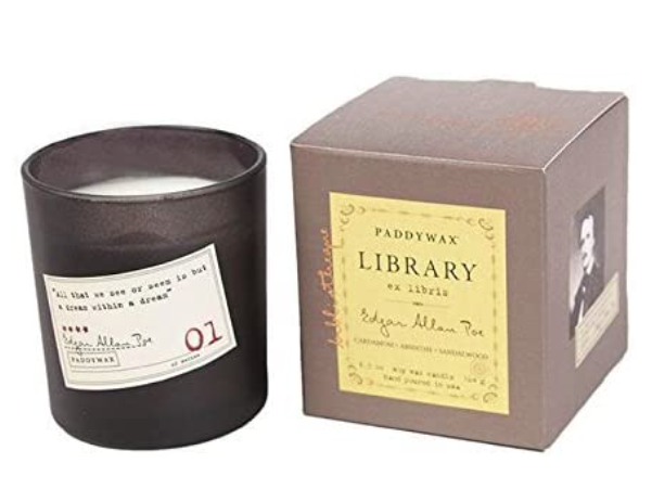 gifts-for-writers-library-candle
