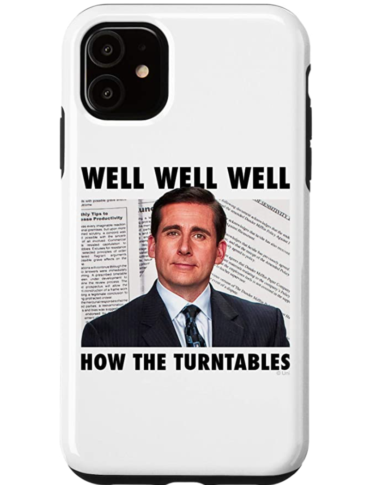 the-office-gifts-phone-case
