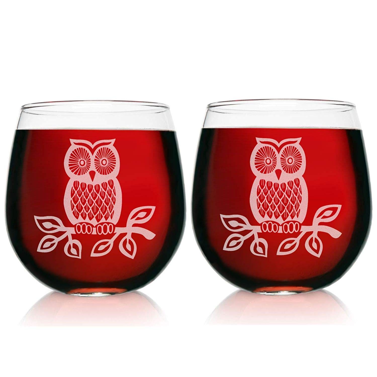 owl-gifts-wine-glasses