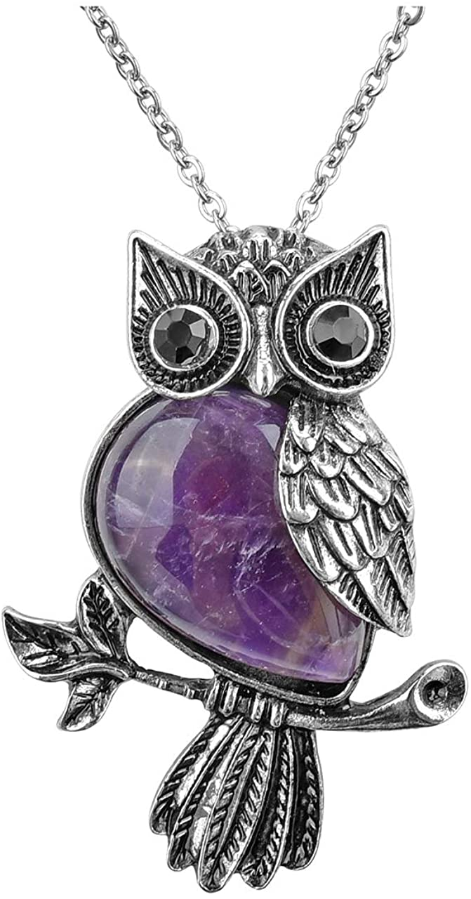 owl-gifts-necklace