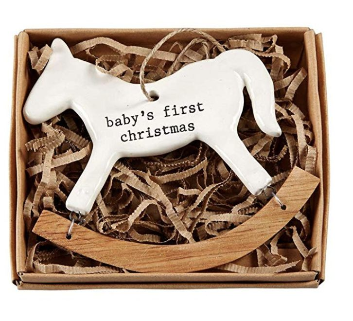 baby's-first-christmas-ornaments-rocking-horse