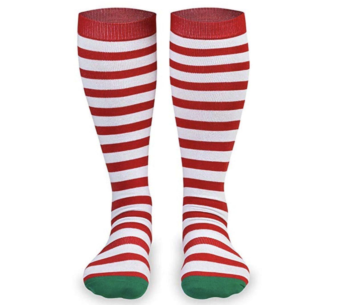 christmas-socks-knee-high