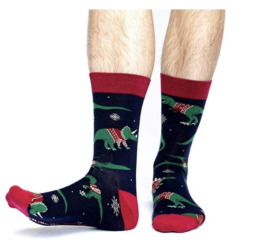 christmas-socks-dino
