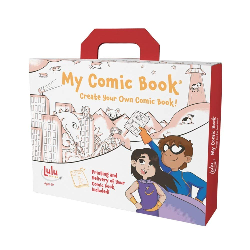 gifts-for-5-year-old-girls-comic