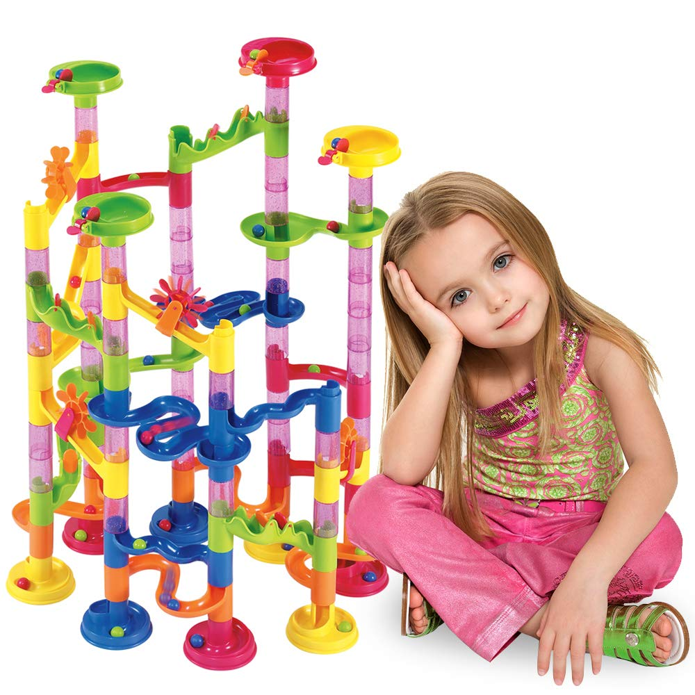 gifts-for-5-year-old-girls-marble-run