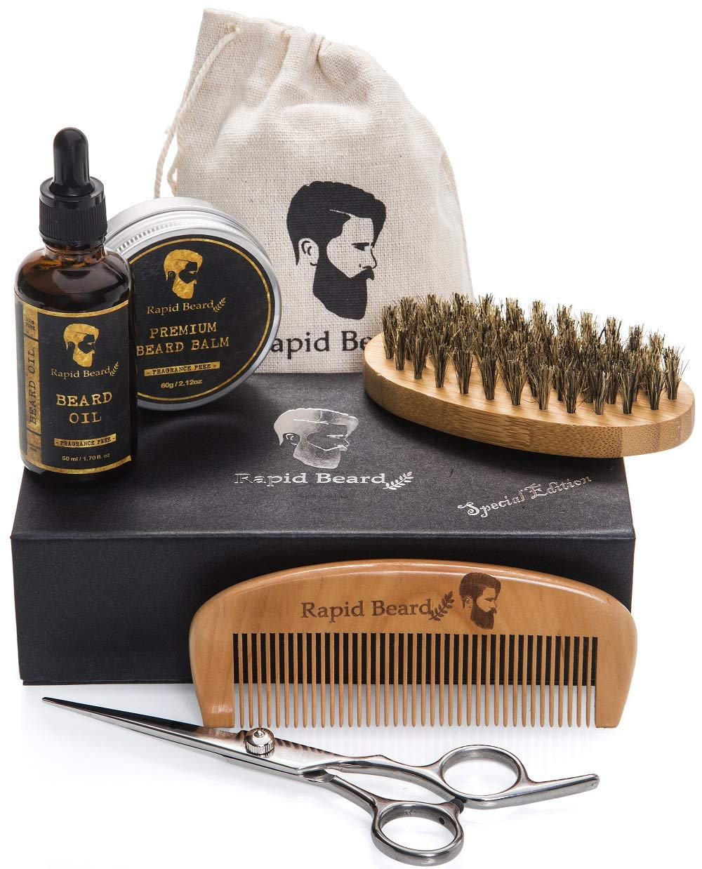 21st-birthday-gift-ideas-beard set