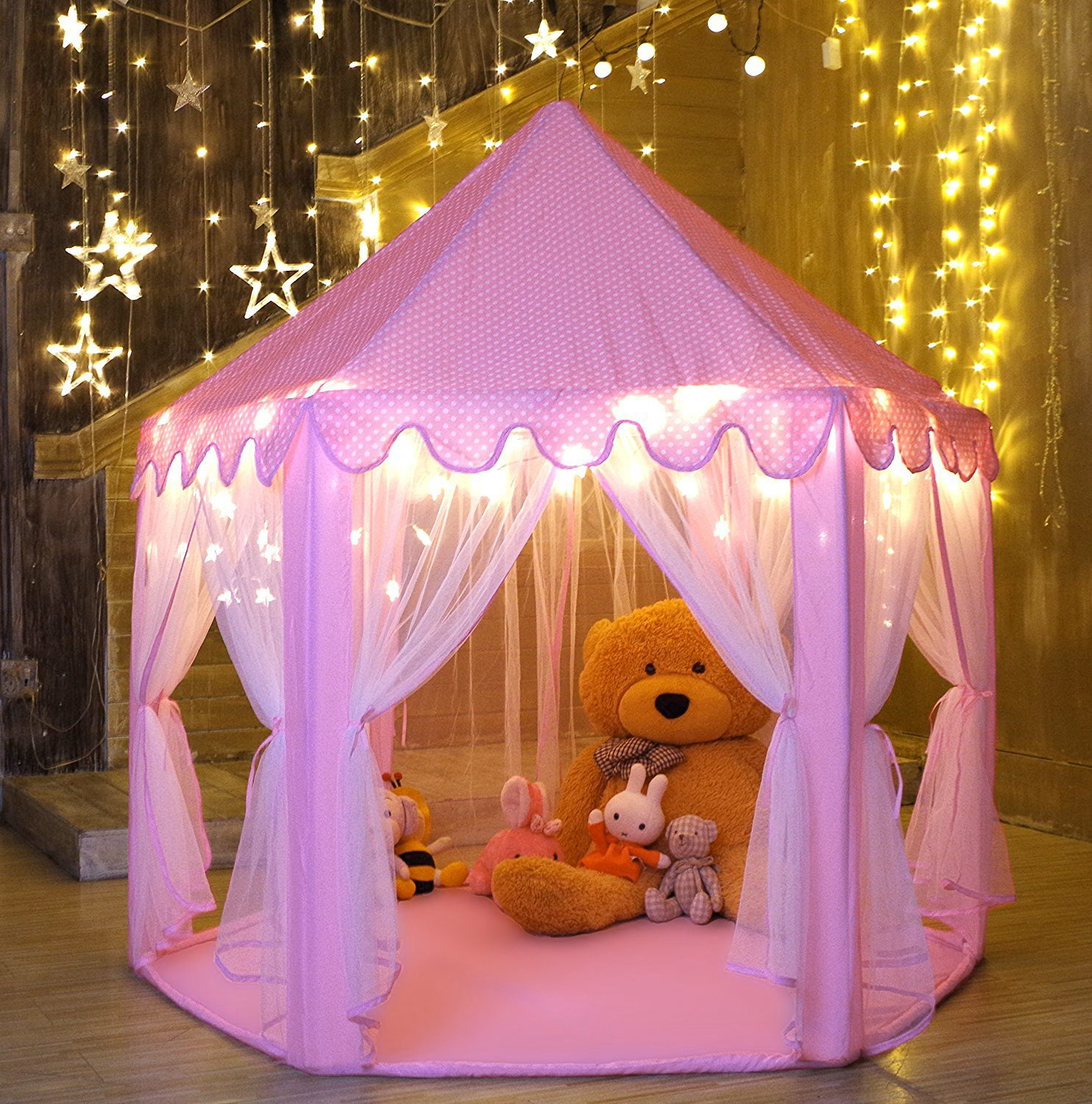 gifts-for-5-year-old-girls-tent