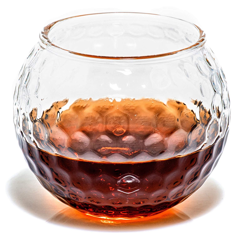best-bourbon-glasses-golf-ball