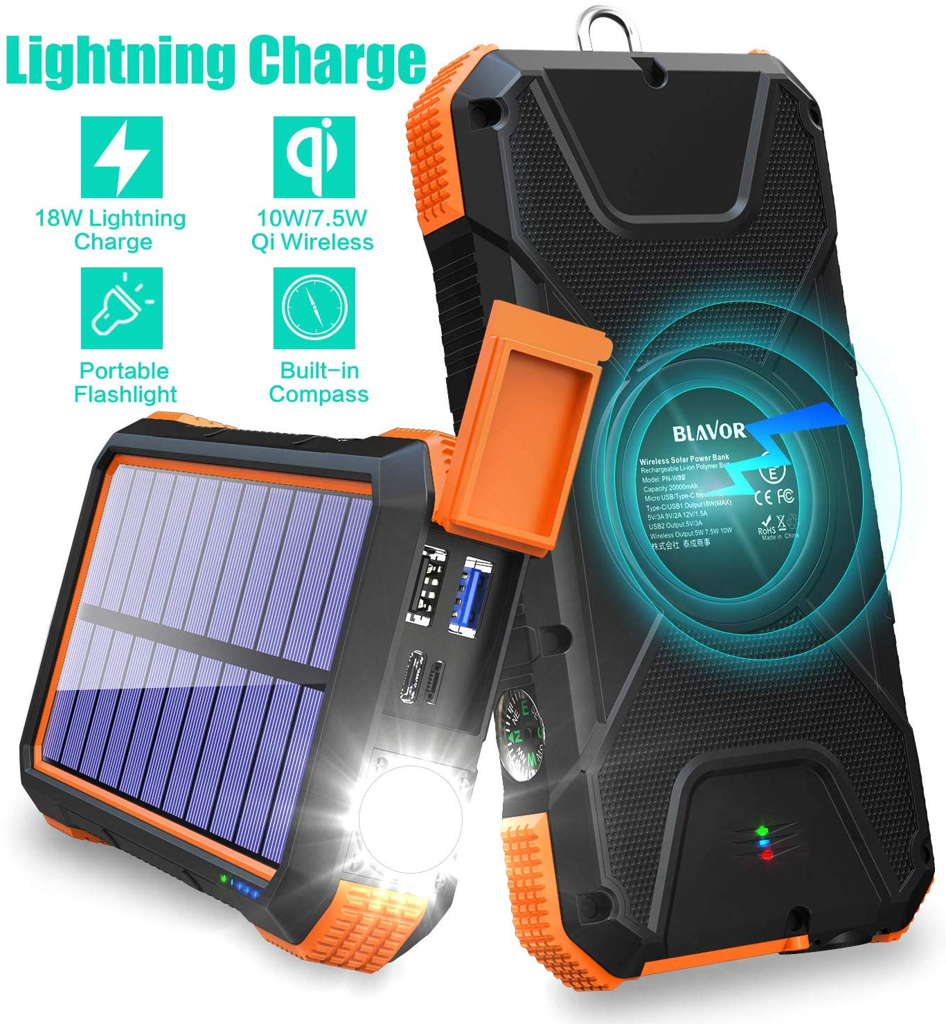 gifts-for-brother-in-law-solar-charger