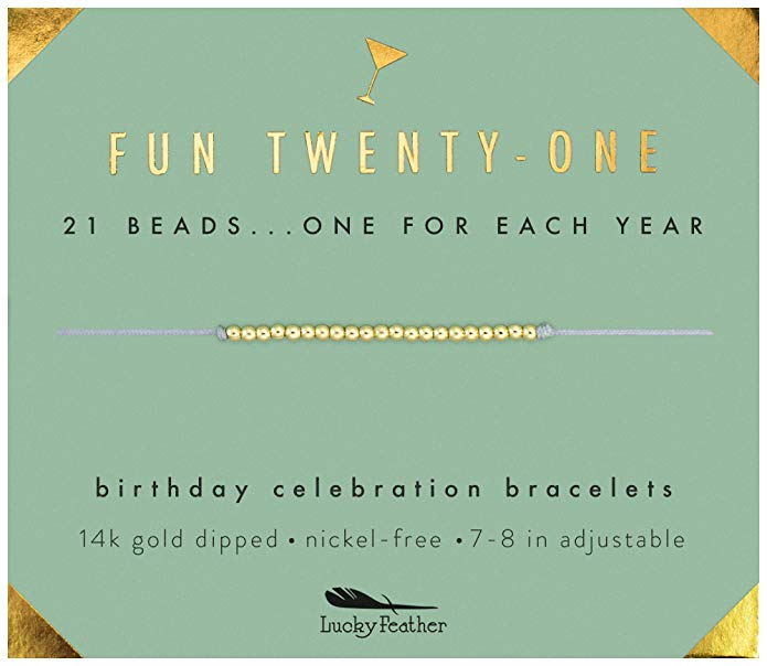 21st-birthday-gift-ideas-bracelet