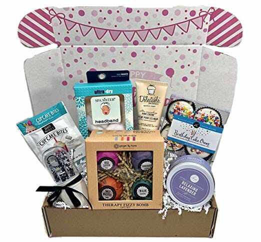 21st-birthday-gift-ideas-spa-box
