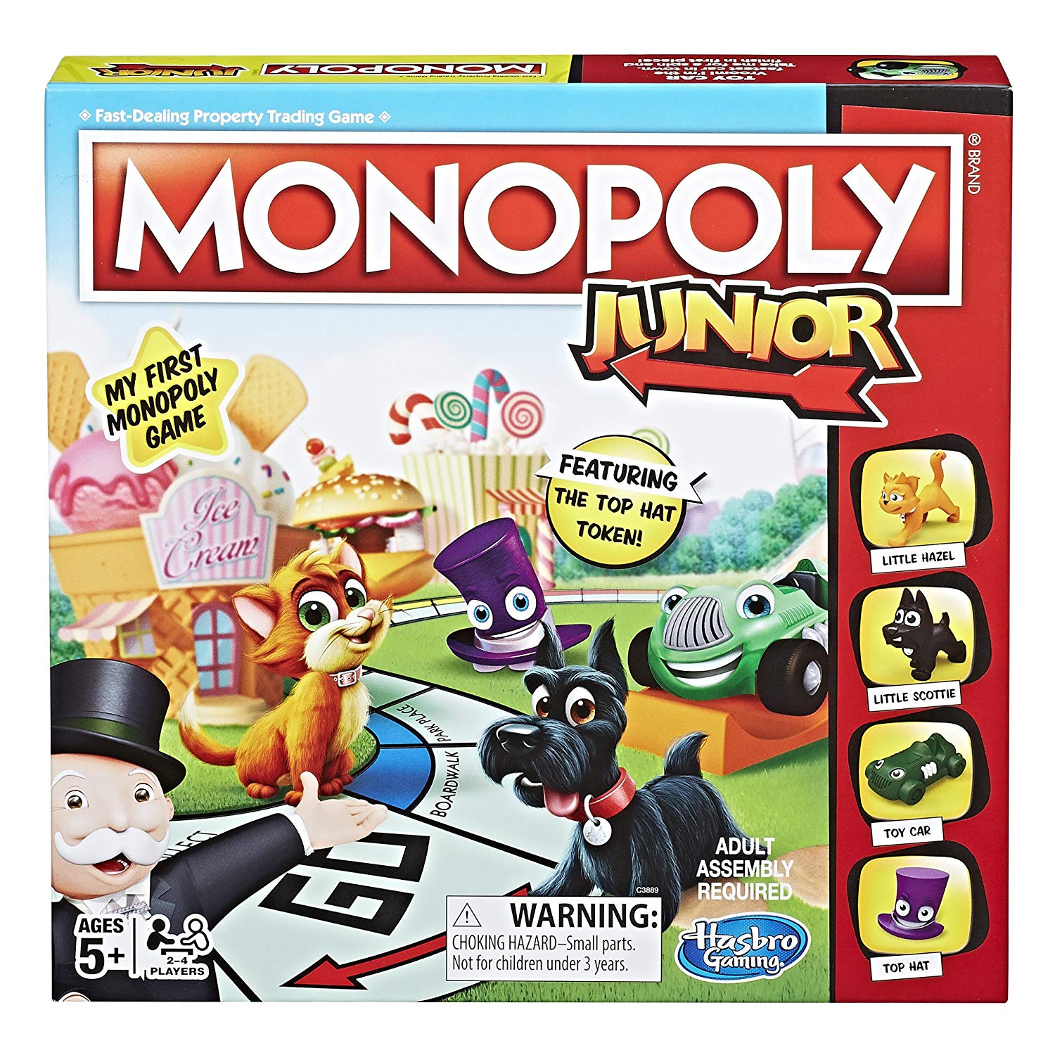 gifts-for-5-year-old-boys-monopoly